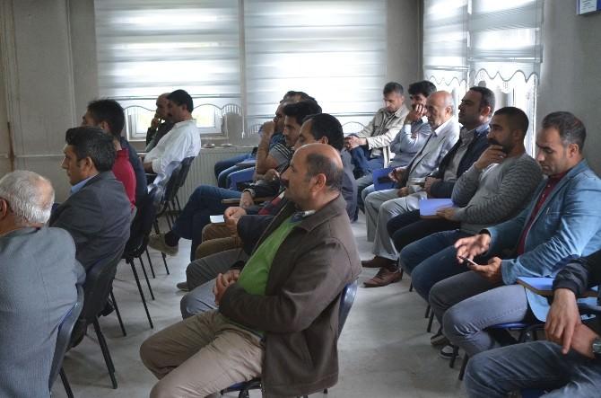 Belediye Kiracılarıyla Toplantı Düzenlendi