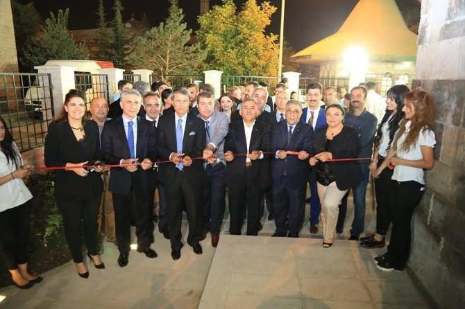 Mimarlar Odası'nın Yeni Hizmet Binası Açıldı