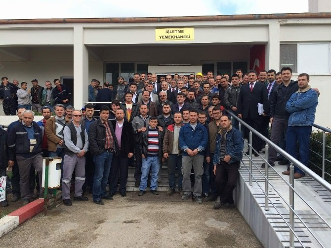 İşsiz Kalan Taşeron Termik Santral İşçileri Başbakandan Kadro İstiyor