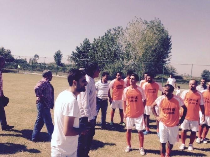 Seyhan Belediyesi Mahalleler Arası Futbol Turnuvası Başladı