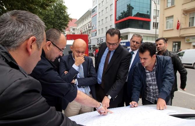 Kütahya'da 'Battı-çıktı' Projesi İçin Yeni Güzergahlar Belirlendi