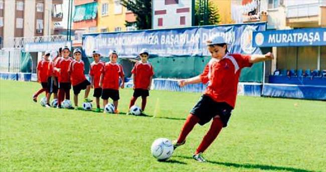 Bahar spor okulu başlıyor