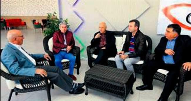 Yaşar'dan vakıflara Tepekule jesti