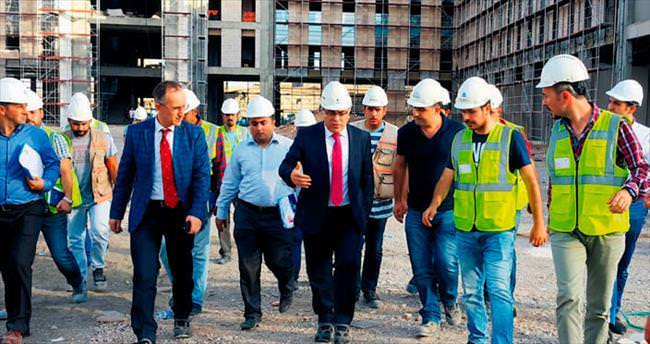 200 bin yeni konut için TOKİ kolları sıvadı