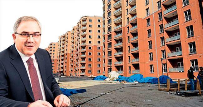 Turan: Emekliler ev sahibi olacak