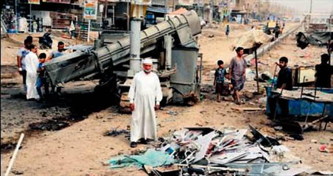Irak'ta bir günde 67 ölü