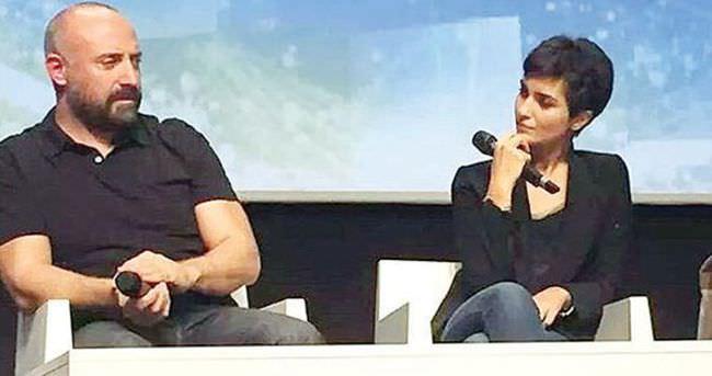 Cannes'da dizi konuştular