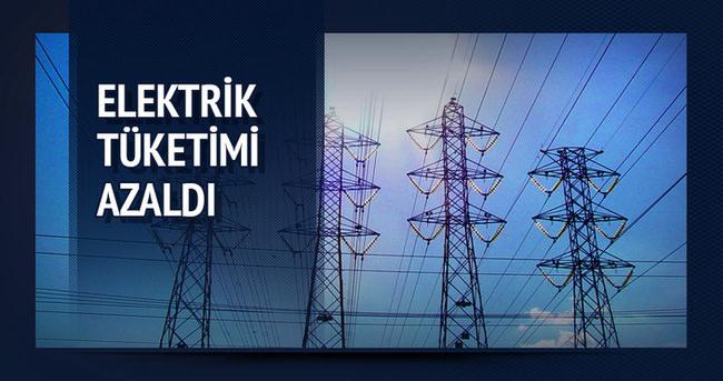 Eylül ayında elektrik tüketimi yüzde 14 azaldı