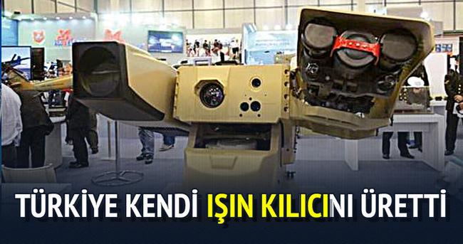 Türkiye, kendi 'ışın kılıcı'nı üretti