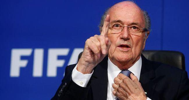 Blatter, seçime kadar görevinin başında