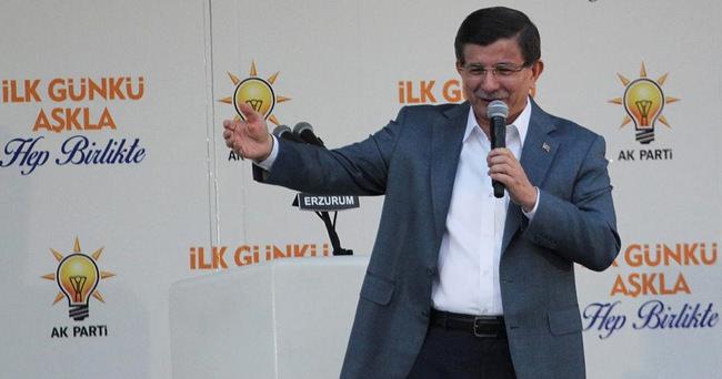 Başbakan Davutoğlu: İstanbul küresel başkent olacak