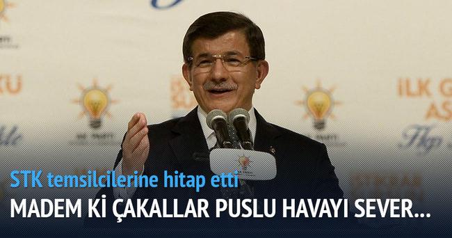 Başbakan Davutoğlu: Çakallara bedelini ödetiyoruz