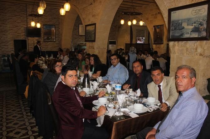 AK Partili Kilis Milletvekili Adayları, Bayındır Sen Üyeleri İle Bir Araya Geldi