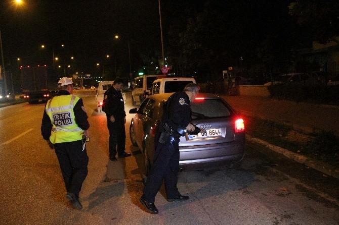 Bursa'da Huzur Operasyonları