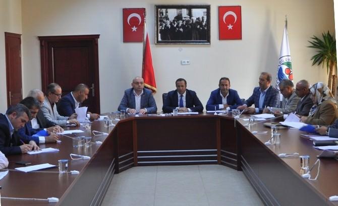 Dilovası Belediyesi Ekim Ayı Meclisi İkinci Oturumu Yapıldı