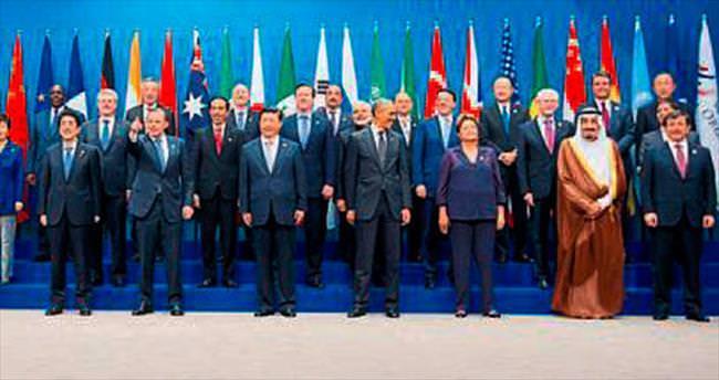 Antalya'da G20 önlemleri