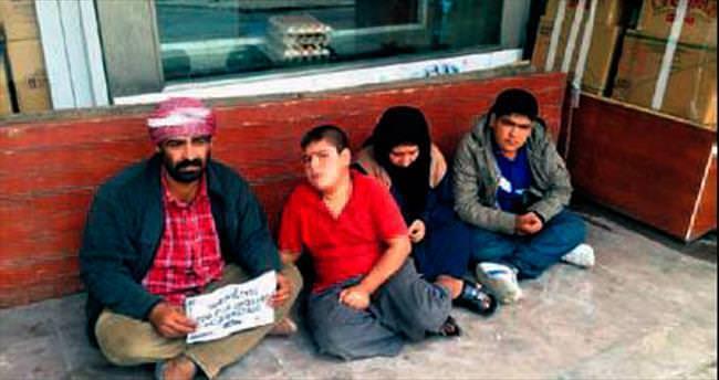 Suriyeli ailenin dramı yürek dağlıyor
