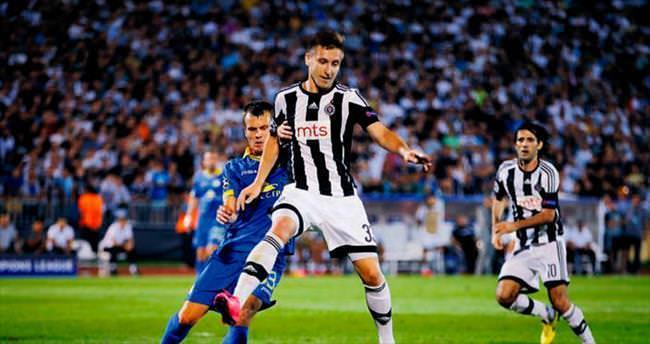 Pereira Belgrad'ı kuşattı!
