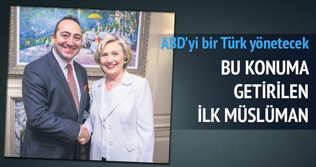 Demokrat Parti yönetiminde bir Türk