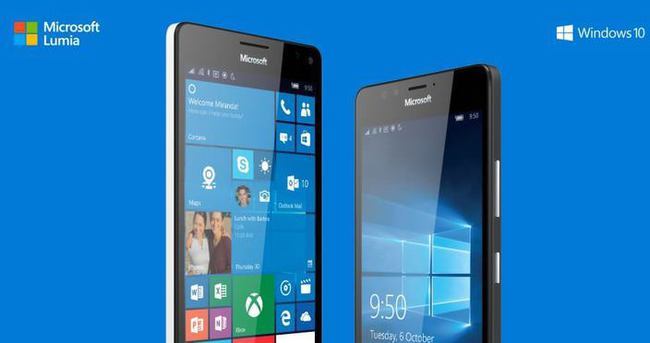 Microsoft, Lumia 950 ve Lumia 950 XL'yi tanıttı