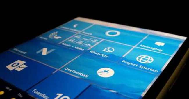 Windows 10 Mobile geliyor