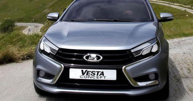 Lada Vesta satışa çıkıyor