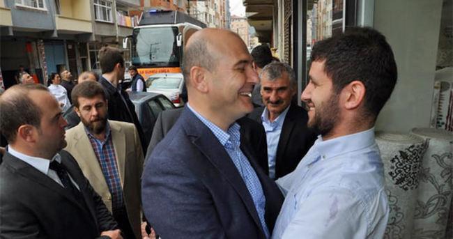 Soylu: Trabzon'da tarihe not düşmek istiyoruz