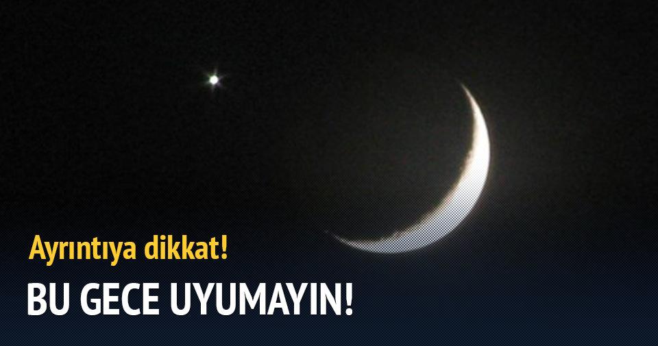 Ay-Venüs Türk bayrağı