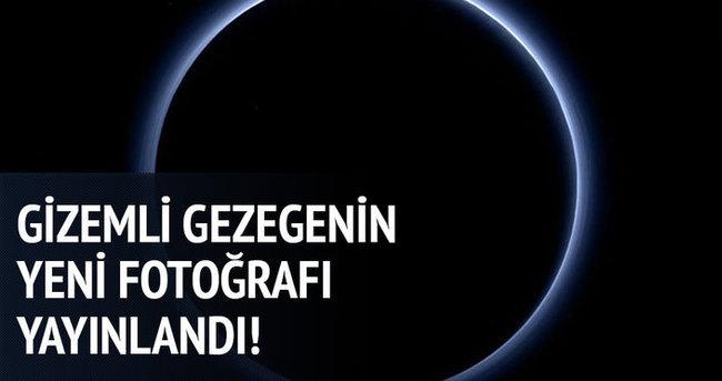 'Gizemli gezegen' Plüton'un yeni fotoğrafları yayımlandı