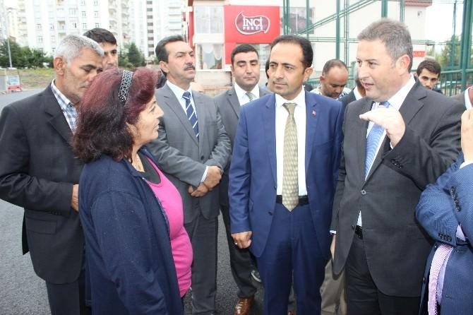 AK Parti Kayseri Milletvekili Adayı Avşar Aslan: