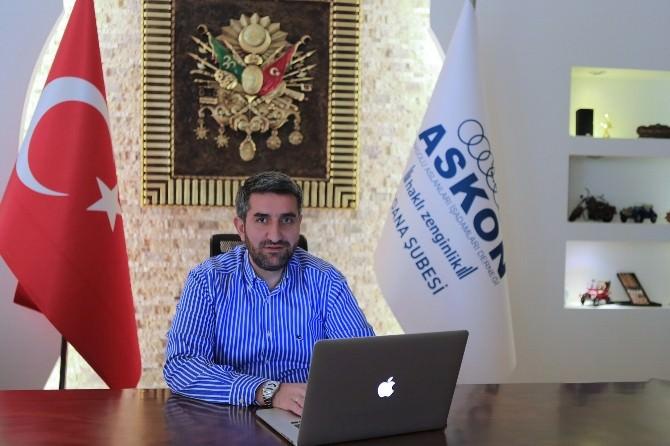 ASKON'dan İslam'a Hakaret Eden CHP'li Meclis Üyesine Tepki