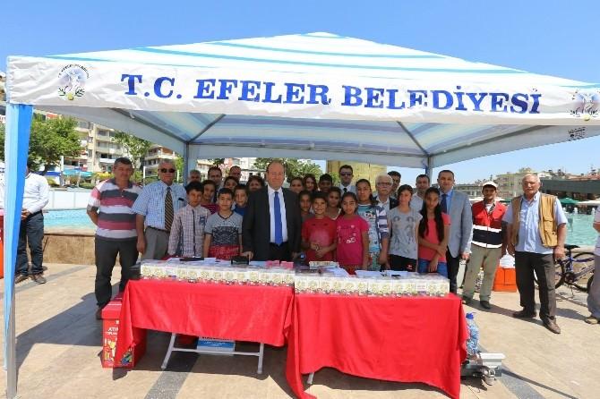 Efeler Belediyesi Ve Vatandaş İşbirliği İle Çevre Korunacak