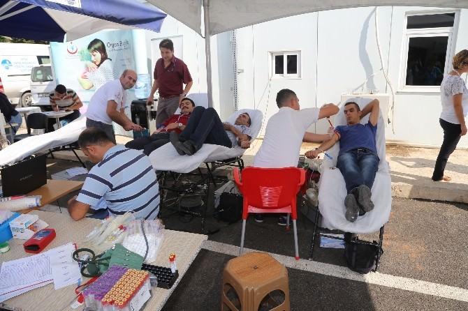 Meski'den Kan Ve Organ Bağışı Kampanyasına Destek