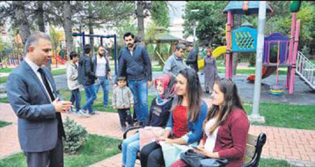Kazan parklarında ücretsiz internet