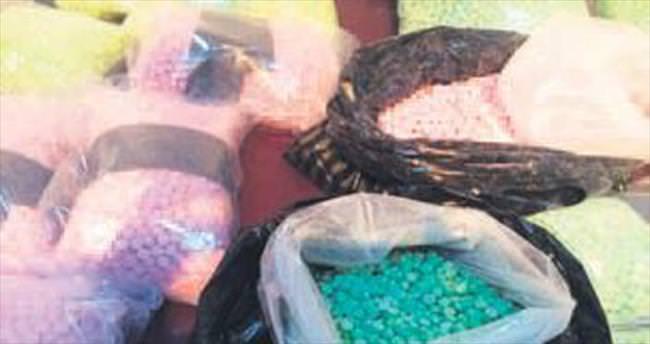 Uyuşturucu tacirlerine büyük darbe