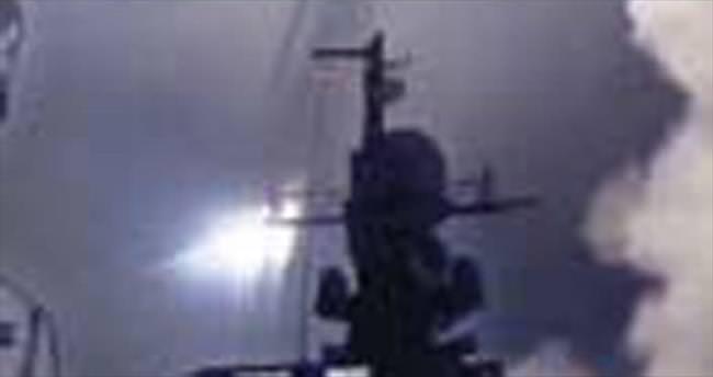 Rus füzeleri İran'a düştü