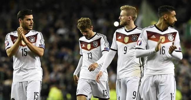Almanya'ya büyük darbe