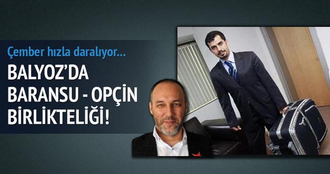 Balyoz'da Baransu - Opçin ilişkisi!