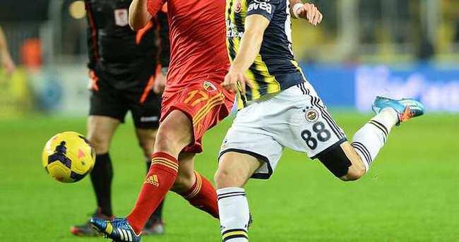 Kayserispor-Fenerbahçe biletleri satışta