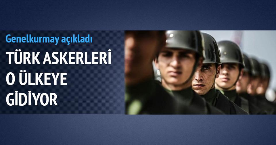 Türk askeri Ermenistan'a gidiyor