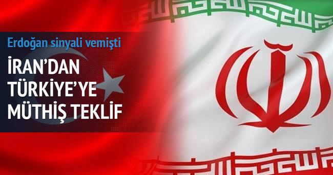 İran'dan Türkiye'ye gazda indirim teklifi