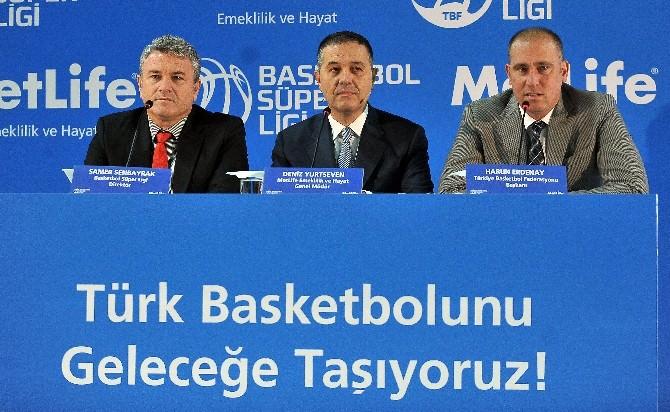 Basketbol Süper Ligi'ne Yeni Sponsor