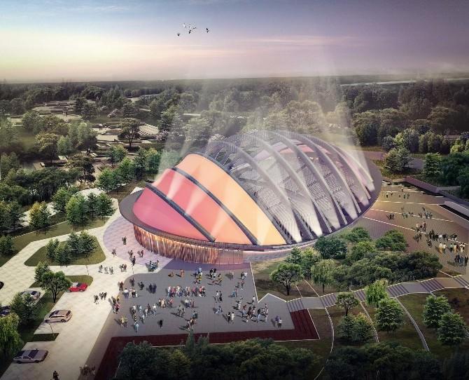 Bursa'nın Yeni Açık Hava Tiyatrosu'na Özel Ödül