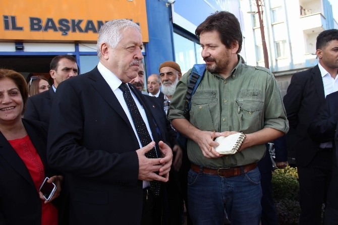 Ahmet Uzer El Cezire Türk'e Röportaj Verdi