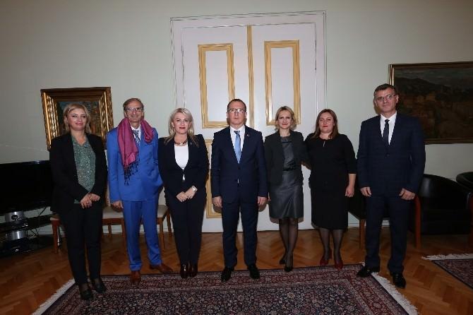 Kosova Heyetinden Bursa Çıkarması