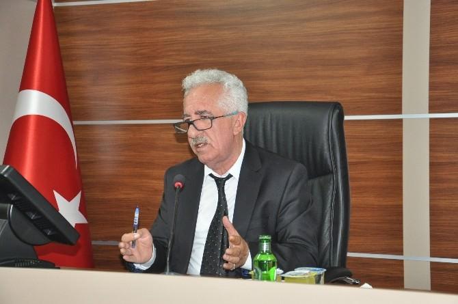Kapaklı Belediyesi Meclis Toplantısı