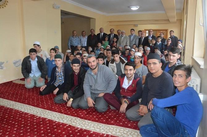 AK Parti Trabzon Milletvekili Muhammet Balta Seçim Gezilerini Araklı'da Sürdürdü