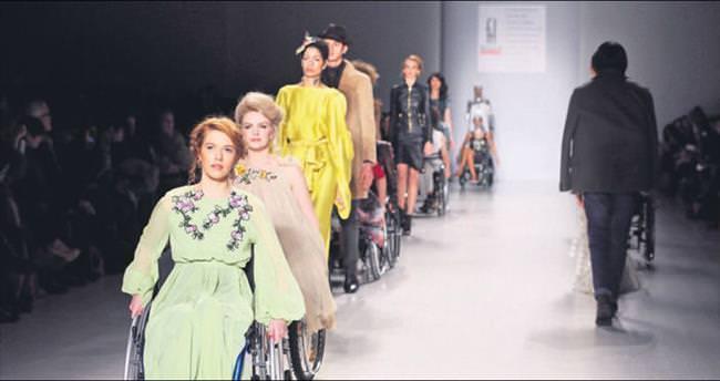 İstanbul'da engelsiz moda