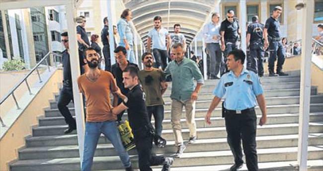 11 PKK yandaşına tutuklama kararı