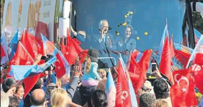 Herkesin huzurlu olacağı bir Türkiye